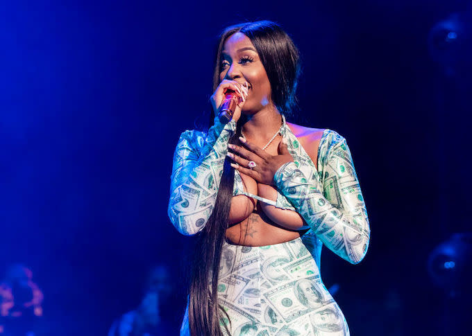 Kash Doll Shares Debut Album 'Stacked' f/ Big Sean, Lil Wayne, Summer Walker, and More