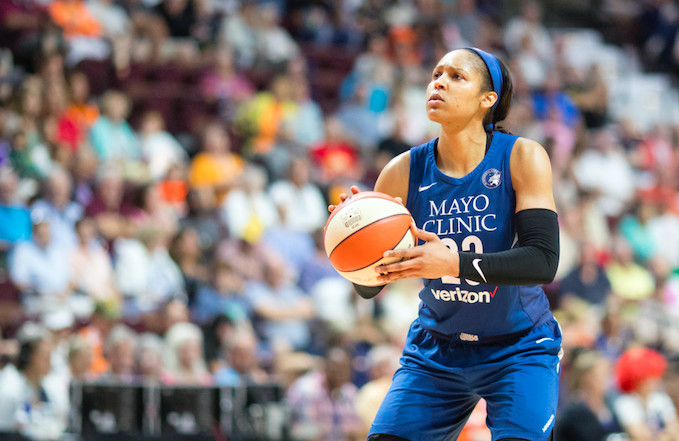 Maya Moore Will Skip Another WNBA Season to Advocate for Missouri Prisoner