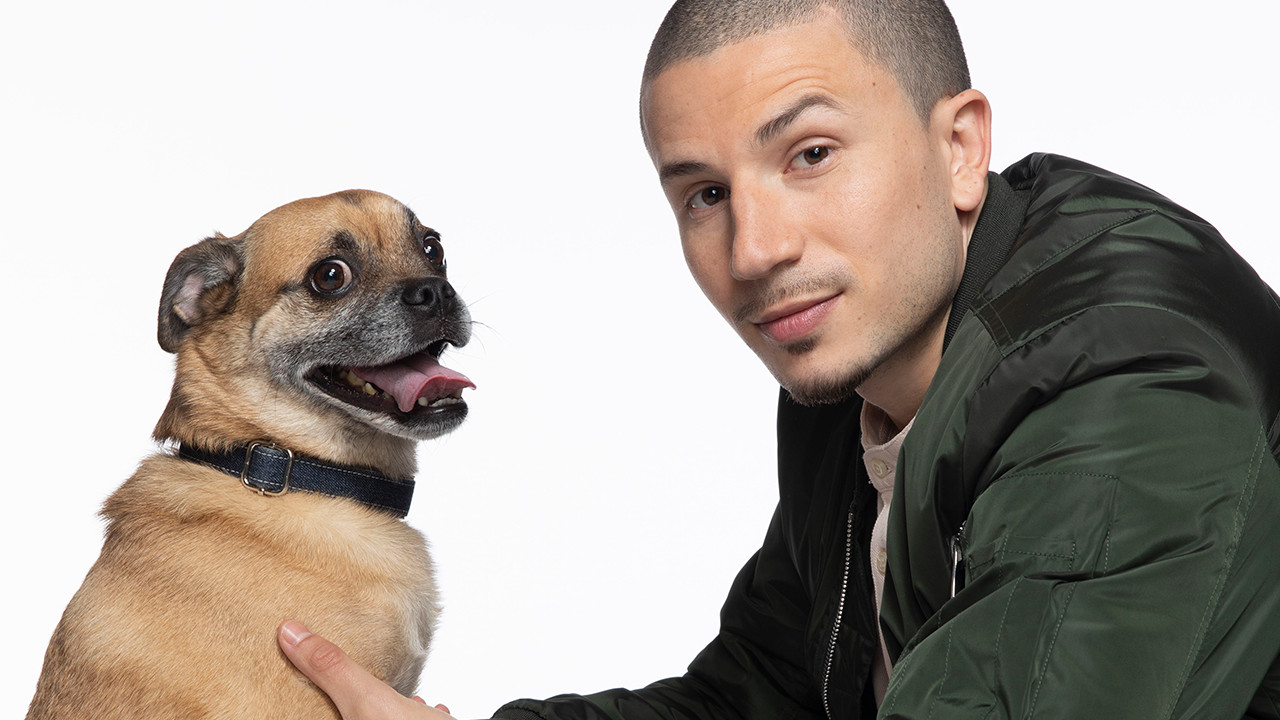 How Slick Naim Channeled His Love for Dogs, Hip-Hop, and Filmmaking Into His New Netflix Series, 'It's Bruno'