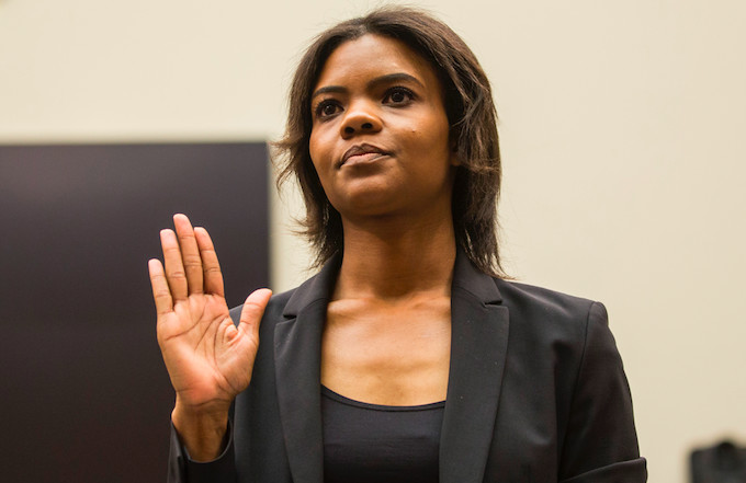 Candace Owens Believes White Nationalism Is Not a Big Problem Impacting Minorities