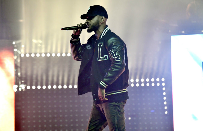 "Bryson Tiller Returns With New Song ""Blame"""
