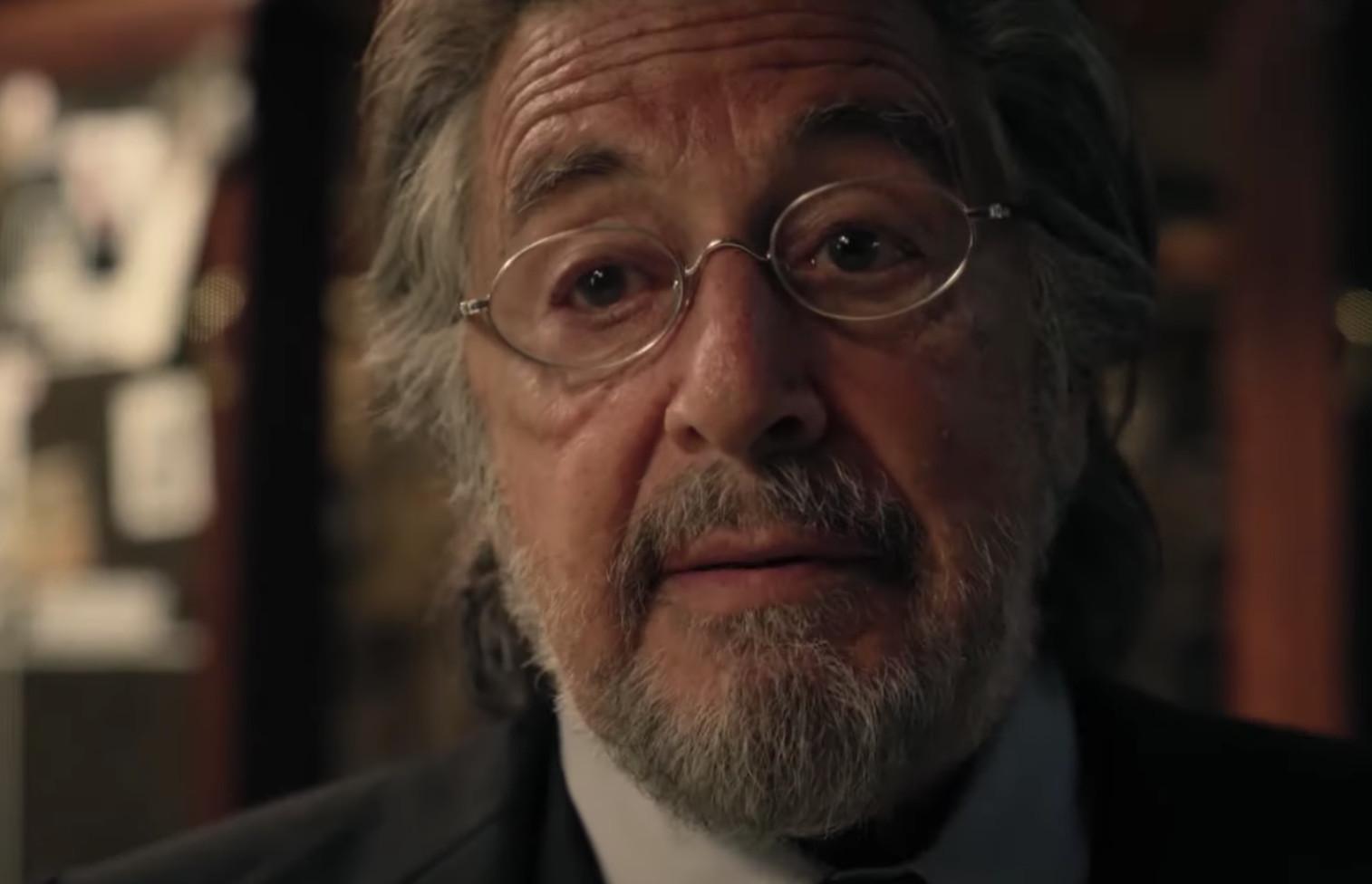 Amazon Drops Teaser for Jordan Peele's Nazi-Hunting Thriller 'Hunters' Starring Al Pacino