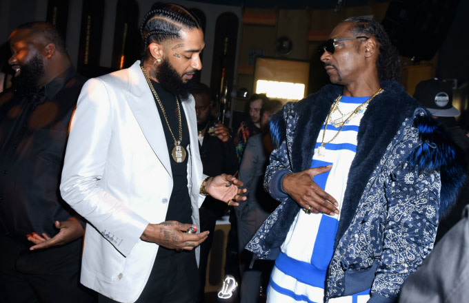 Snoop Dogg Explains Why 'Nipsey Did What 2Pac Couldn't Do'