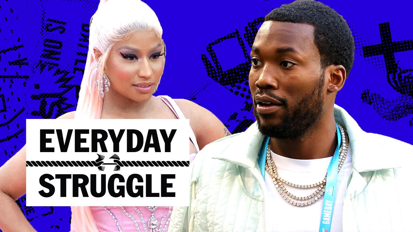 Nicki Minaj & Meek Mill Feud Gets Ugly, Russ Album, 69 Hiding Out After Prison? | Everyday Struggle