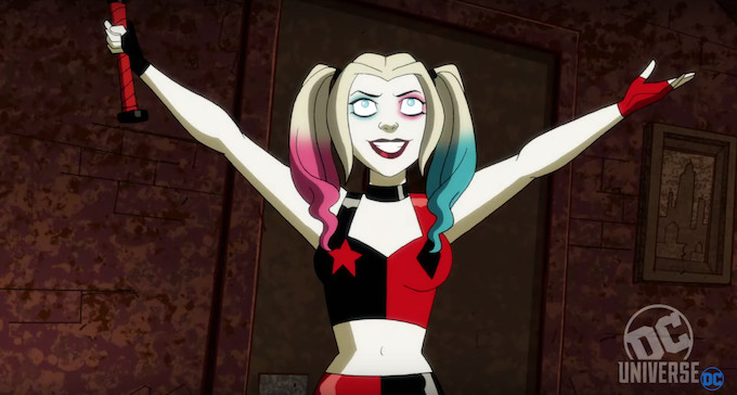 'Harley Quinn' Animated Series Gets a New Trailer