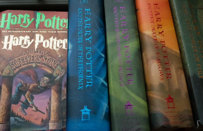 'Harry Potter' Books Removed From Catholic School for Containing 'Real' Spells