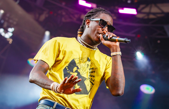 Young Thug to Release New Album 'So Much Fun' on His Birthday
