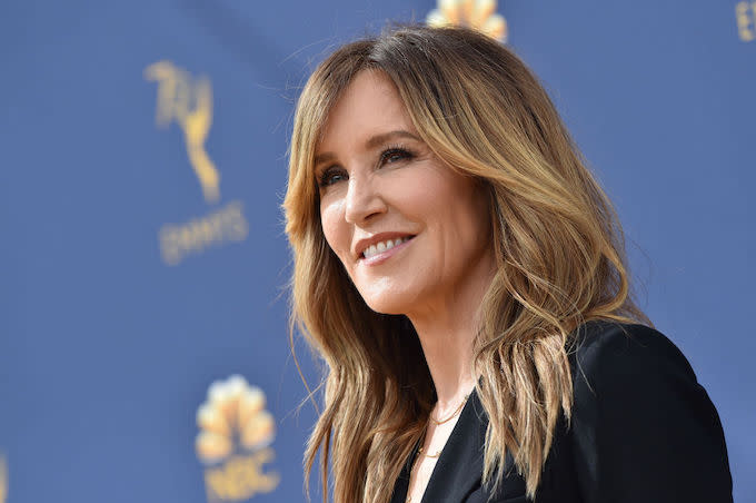 Mother Sues Felicity Huffman and Lori Loughlin for $500 Billion Over College Bribery Scandal