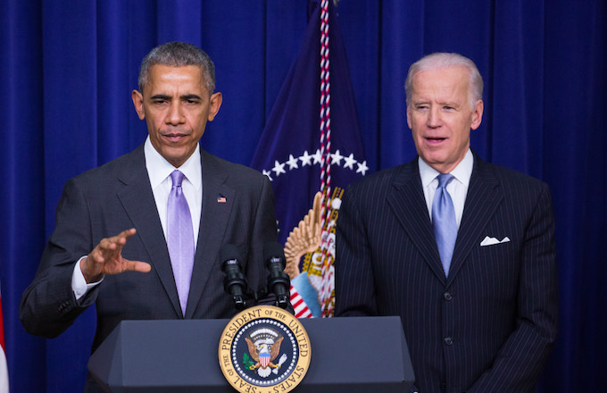 Obama Was Reportedly Concerned Biden's Presidential Bid Would 'Damage His Legacy'