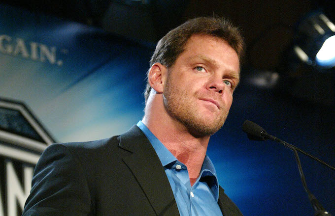 Chris Benoit's Son Expresses Interest in Joining All Elite Wrestling