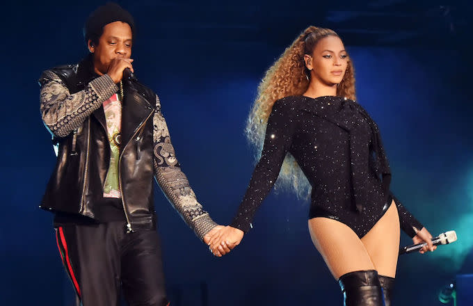 Beyoncé and JAY-Z Have a Challenge for Their Fans in 2019: Veganism