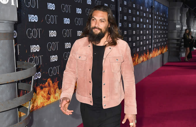 Jason Momoa Says That He'd 'Love to Play Wolverine'