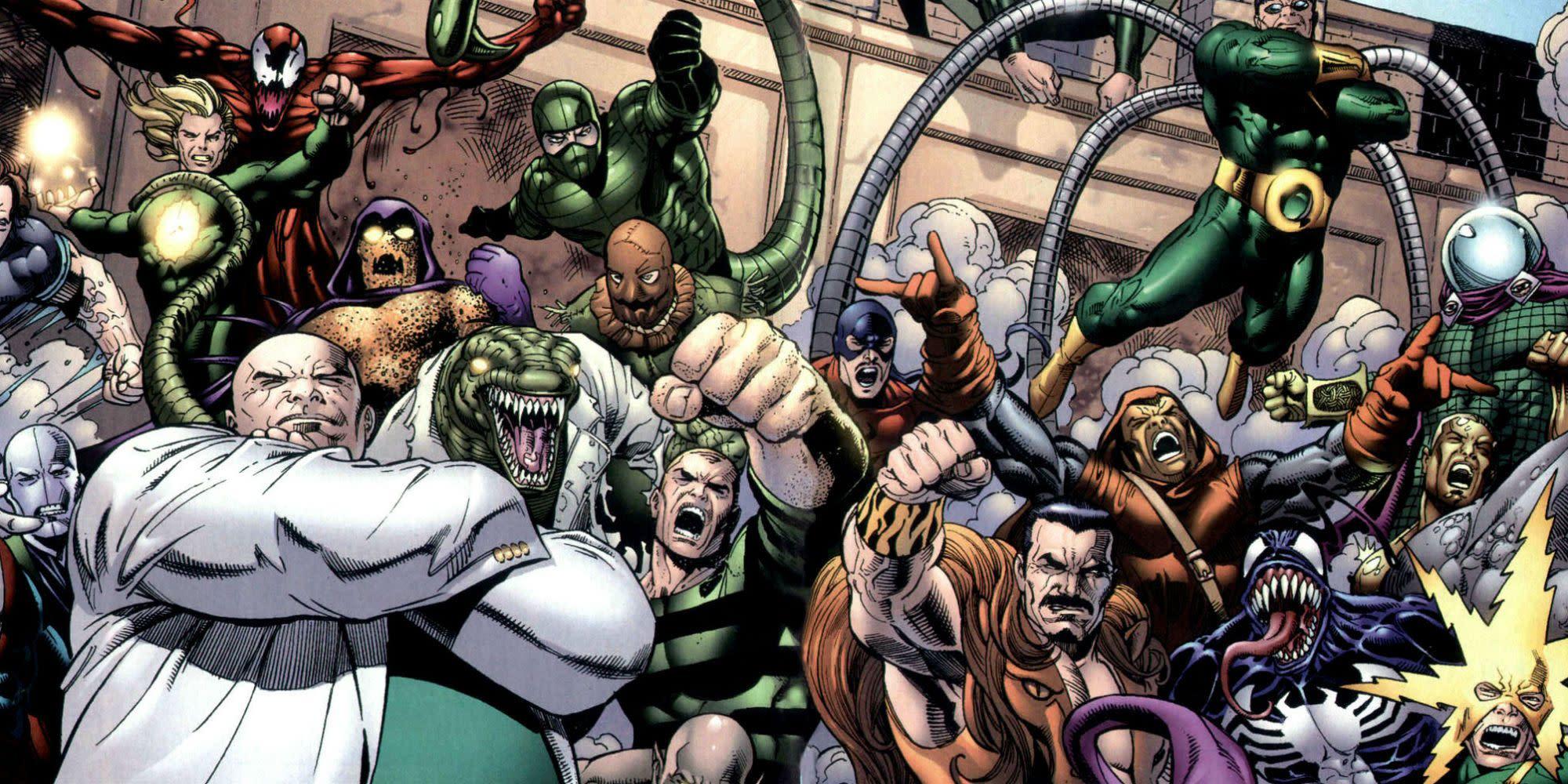 Sinister Spinoffs: 6 Spider-Man Villains Worthy of Standalone FIlms
