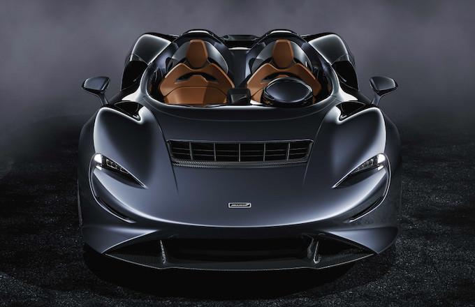 McLaren Unveils Its Open-Air, $1.7 Million Elva Roadster