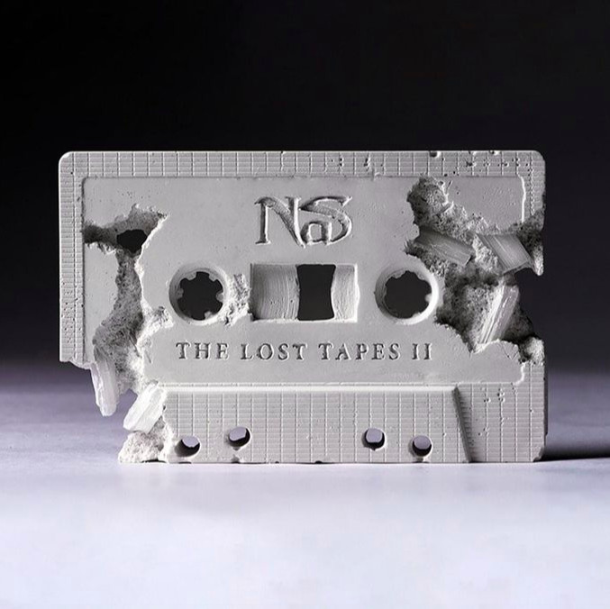 Here's Nas' 'The Lost Tapes 2' Project