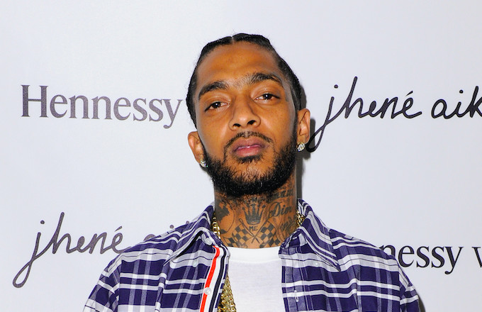 Atlantic Records Makes Six-Figure Donation to Nipsey Hussle's Foundation
