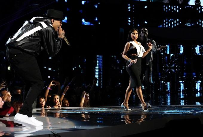 Nicki Minaj Reportedly Never Agreed to Tour With Chris Brown