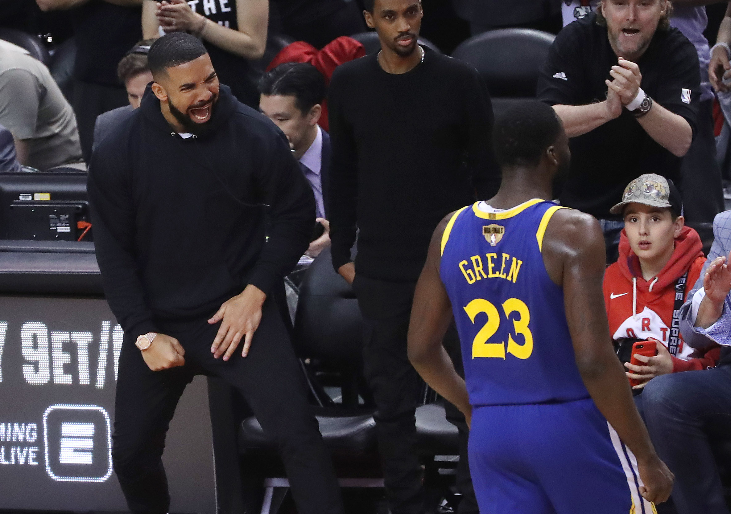 The 10 Best Moments of the 2019 NBA Playoffs