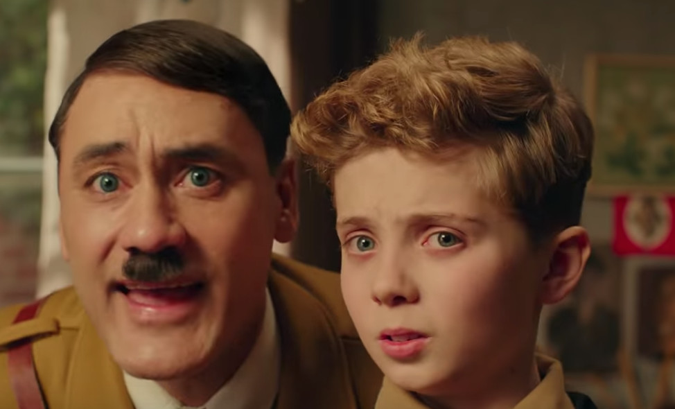 Anti-Hate Satire 'Jojo Rabbit' Highlights the Inherent Stupidity of Nazism in New Trailer