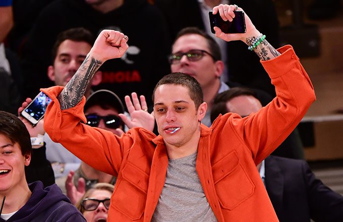 Pete Davidson Says He Thinks Some Women in Entertainment 'Use Gay Men as Props'