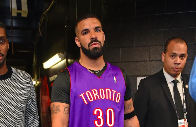 Drake Unveils His $150,000 Custom Raptors Championship Ring