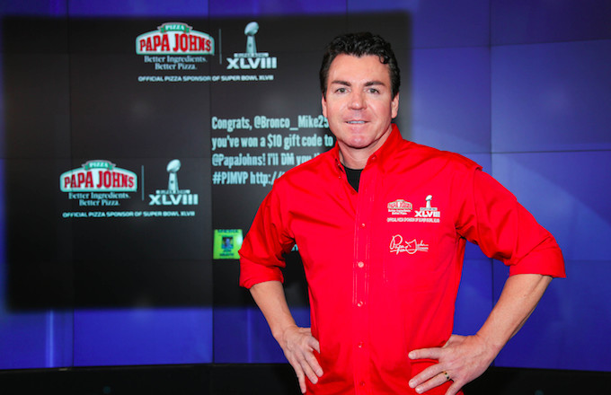 Papa John Founder Claims He Was Pressured to Use the N-Word