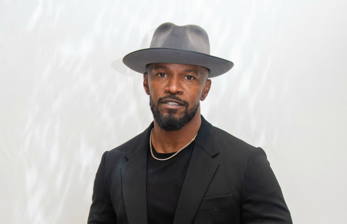 Jamie Foxx Recounts Trying to Talk Idris Elba Out of Playing Django in Tarantino Film