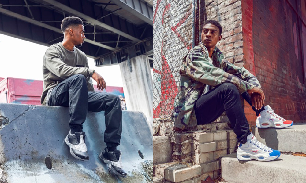 PROMO: Reebok's Retro Basketball Sneakers Are Making A Comeback
