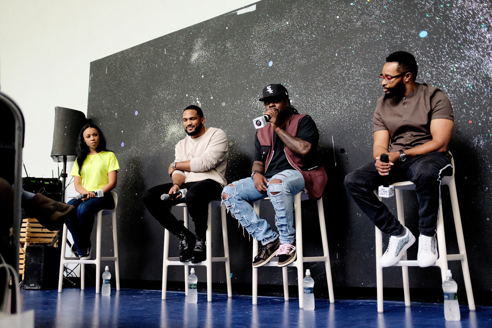 ComplexCon Chicago's Community Week Holds Leadership Panel in Partnership With Obama Foundation