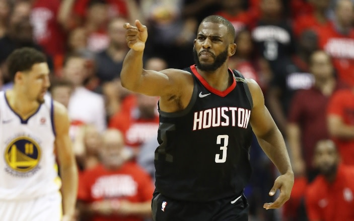 Woj: Chris Paul Could Likely Play Out Season With Thunder