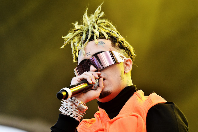 Lil Pump Gets Bitten by Snake While Shooting Music Video