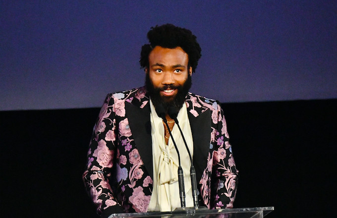 Donald Glover Announces Fundraising Event in Support of Andrew Yang