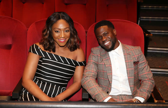 Tiffany Haddish Gives Update on Kevin Hart's Condition