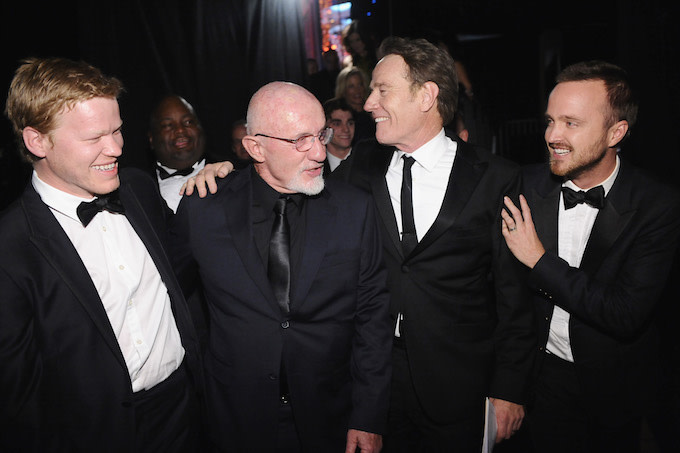'Breaking Bad' Movie Reportedly Features Bryan Cranston, Krysten Ritter, Jesse Plemons, and More