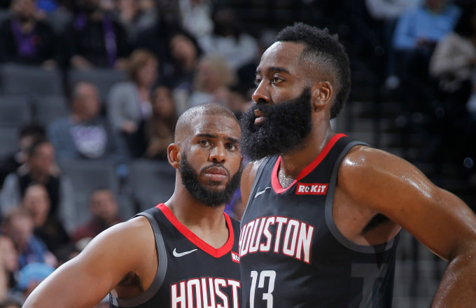 Chris Paul Reportedly Demanded Trade Out of Houston, Relationship With James Harden 'Unsalvageable'