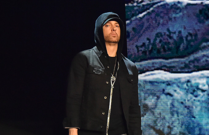 Eminem and Kanye West Rule Spotify's Top Workout Songs of All Time List
