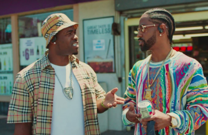 "Watch Big Sean's New Video ""Bezerk"" f/ ASAP Ferg and Hit-Boy"