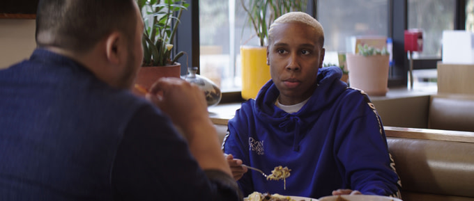 Exclusive: Lena Waithe Talks Representation on Netflix's 'Breakfast, Lunch & Dinner'