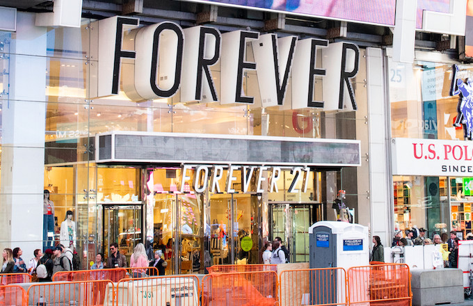Forever 21 Catches Heat Over Free Diet Bars Included With Orders