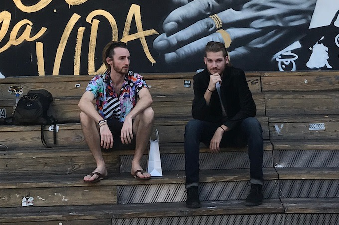 """Premiere: Miami DJ Duo The Sponges Unleash Their """"Funked Up"""" Bass-Heavy Disco Sound"""
