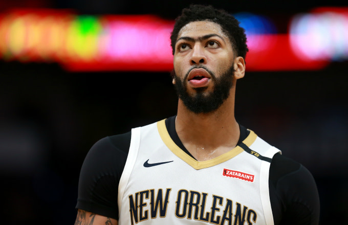 NBA Executives Reportedly Believe These Are the Teams With Best Shot to Land Anthony Davis