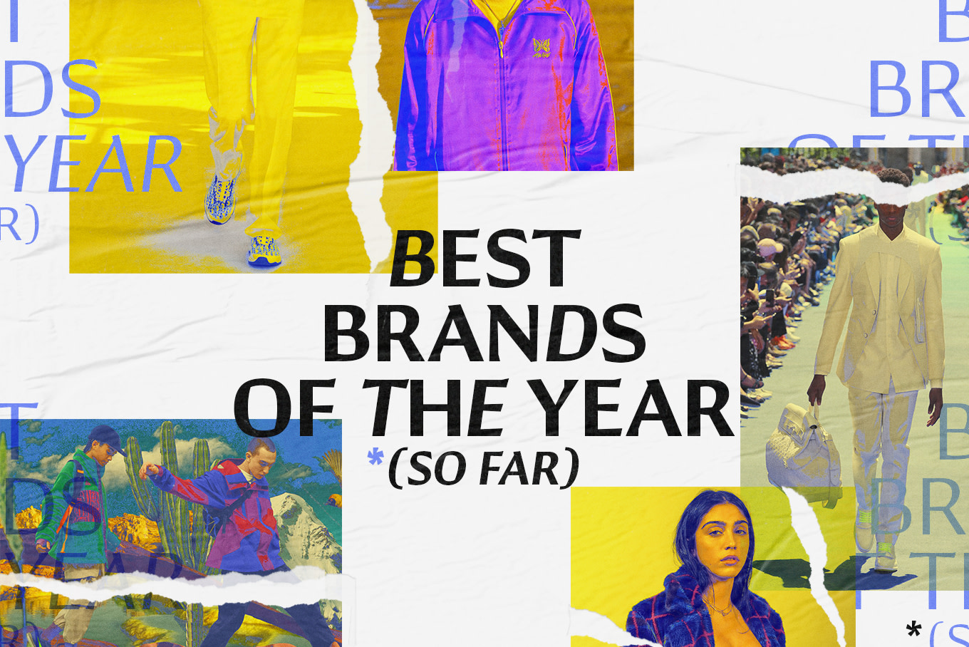 The Best Clothing Brands of 2019 (So Far)