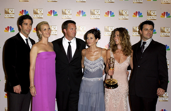 NBC Originally Wanted 'Friends' to Feature Another More 'Mature' Main Character