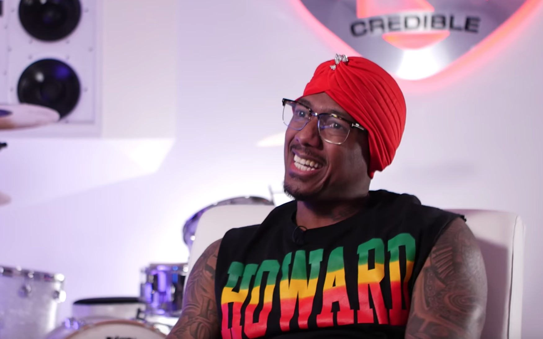 Nick Cannon Doubles Down on 'Django Unchained' Comparison of Eminem and 50 Cent
