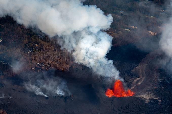 Man Falls Into Hawaiian Volcano After Hopping Safety Railing