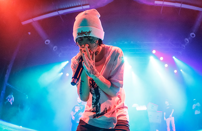 Lil Xan Reveals He Recently Relapsed But Remains Focused on Sobriety