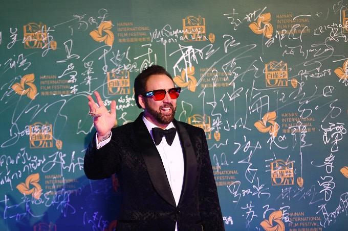 Cobra-Inspired Nicolas Cage Thinks Heath Ledger Was Doing 'Reptilian Stuff as the Joker'