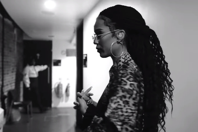 """IAMDDB Takes Stock Of Her Meteoric Rise In Thoughtful """"Urban Jazz"""" Visuals"""