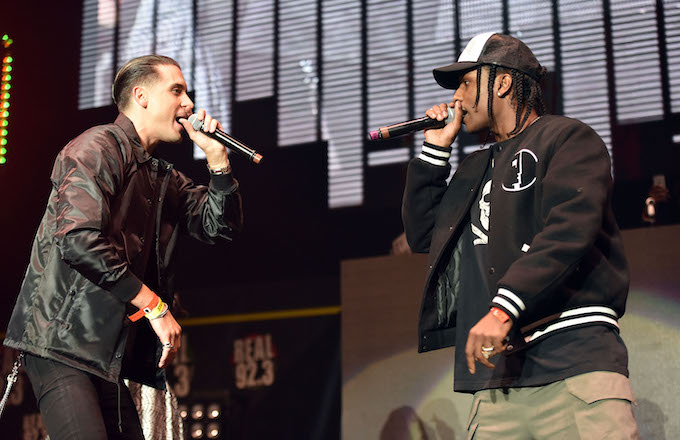 G-Eazy Says 'the Difference Between Me and Rocky's Treatment' Is 'White Privilege'