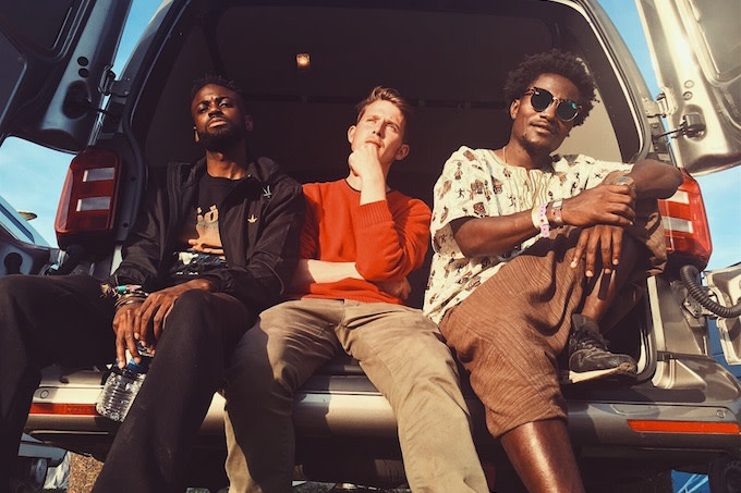 """Premiere: Hip-Hop Trio Jungle Brown Share Laid Back And Jazzy Single """"Keep It Movin"""""""